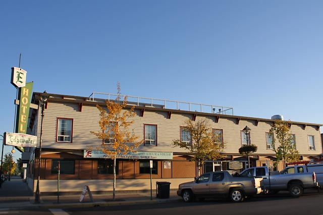 Boutique Hotel located right on Main Street, Whitehorse - Yukon Territory
