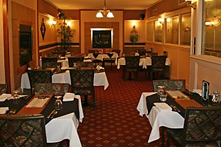 The Cellar, fine dining restaurant